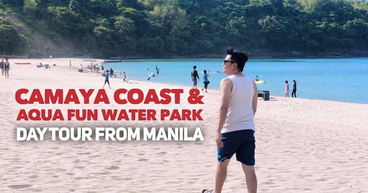 Camaya Coast Beach Resort And Aqua Fun Water Park Day Tour