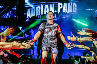 Adrian Pang One FC