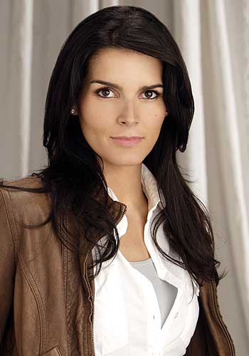 Angie Harmon At More Magazine September 2013: Angie Harmon Biography