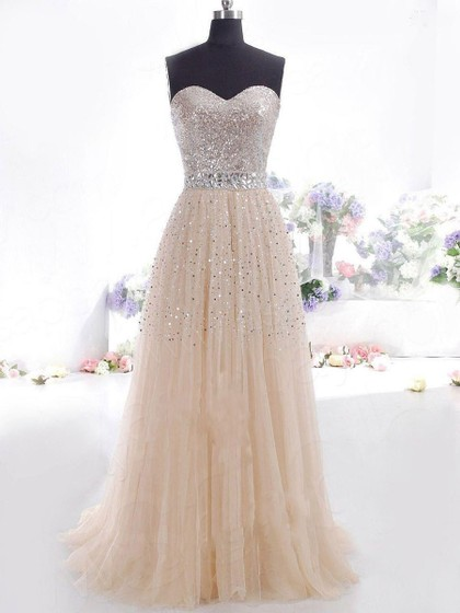 http://uk.millybridal.org/product/latest-sweetheart-champagne-tulle-with-sequins-princess-prom-dresses-02016059-8421.html?utm_source=minipost&utm_medium=2188&utm_campaign=blog