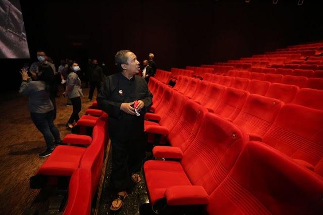 Protokol Kesehatan Ketat, Tempat Hiburan dan Bioskop Bisa Beroperasi
