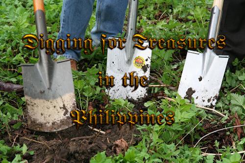 Treasure in the Philippines