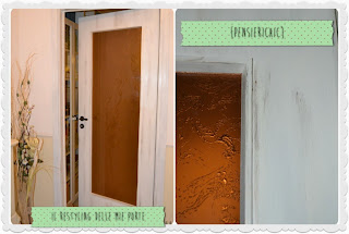 My shabby chic doors