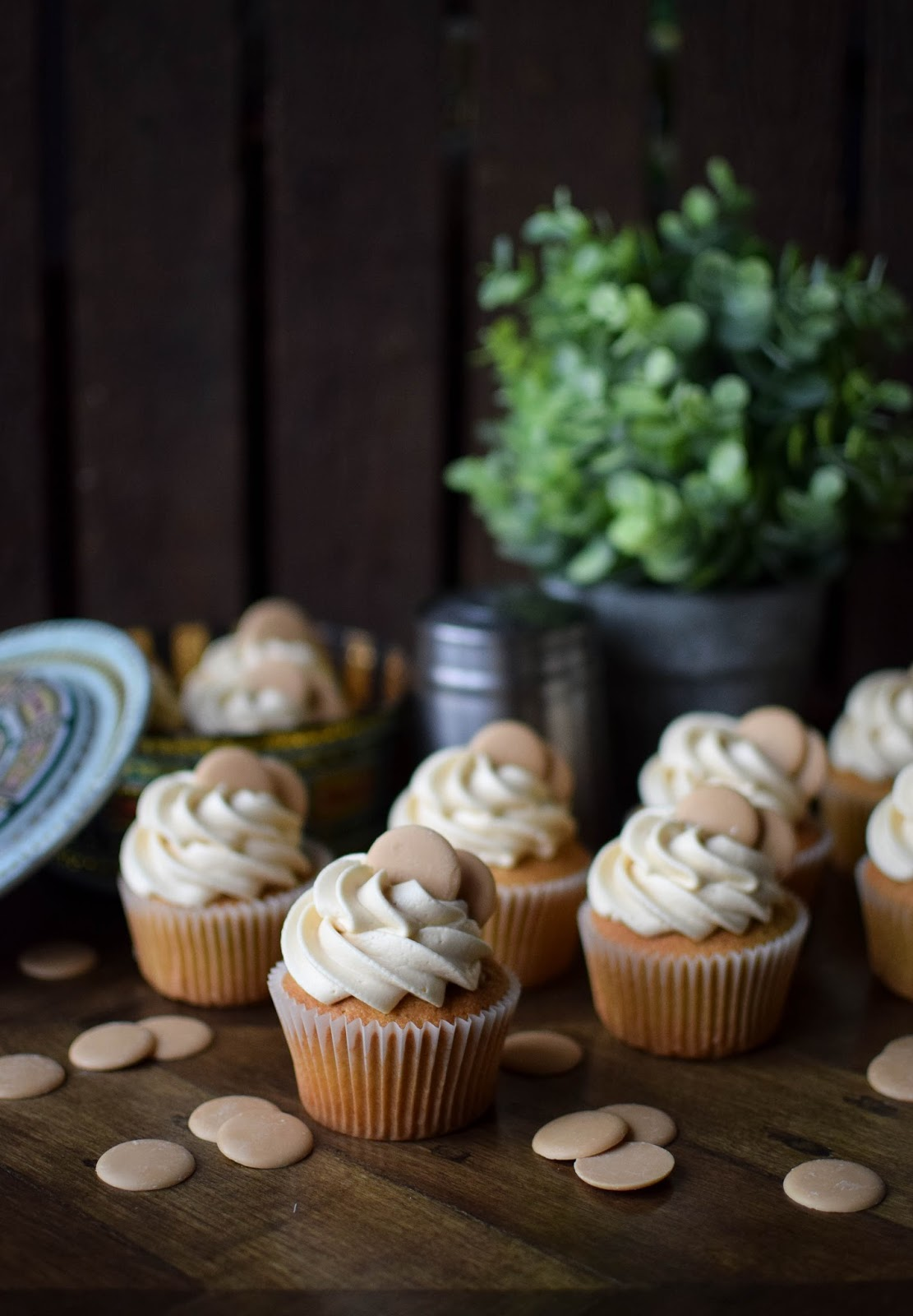A retro treat turned cupcake, Caramac's have never tasted so good.