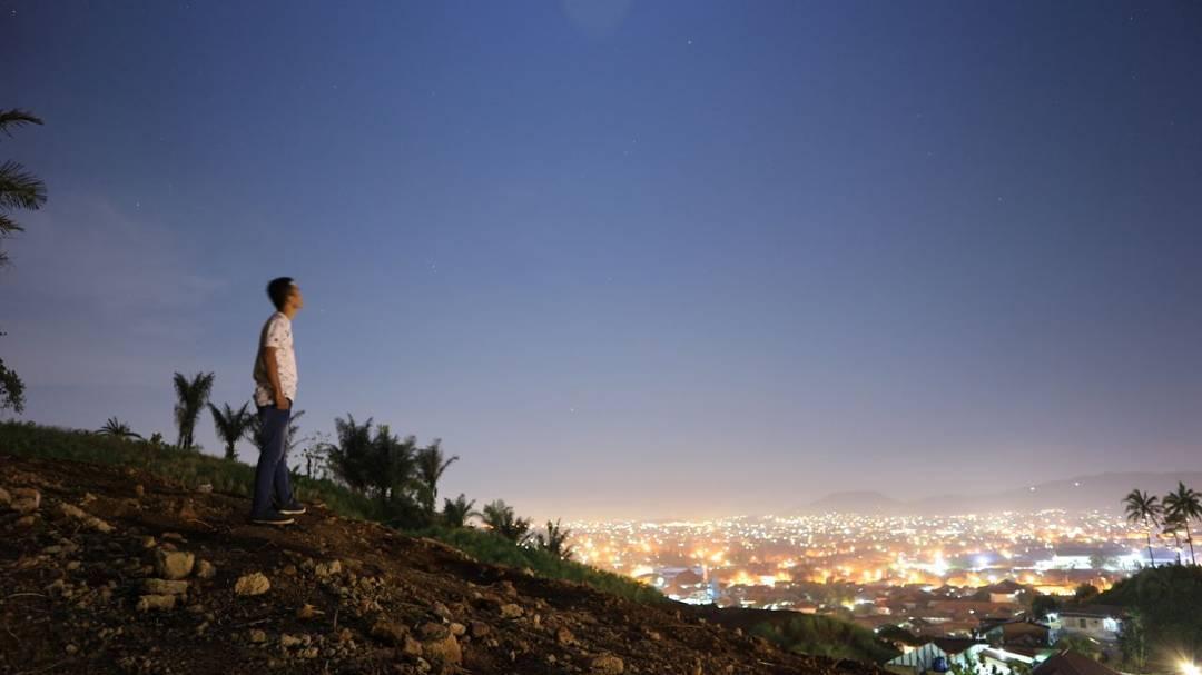 bukit sindy teropong kota lampung