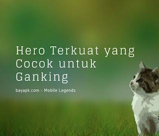 Rekomendasi 9 hero terkuat yang cocok untuk solo player
