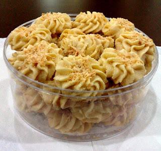 Cara Membuat dan Resep Kue Sagu Enak Khas Lebaran