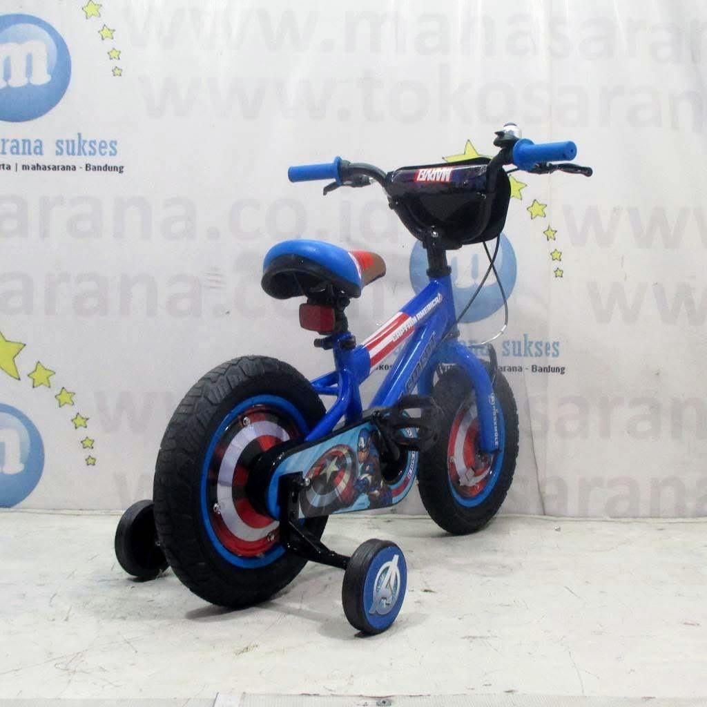 tokosarana™ | Mahasarana Sukses™: Sepeda Anak Captain