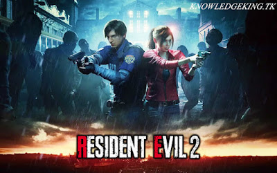 Top 5 upcoming Games, Resident Evil 2