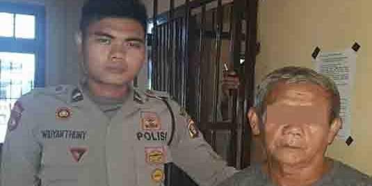 Cabuli Anak-anak di Bawah Umur, Pendeta Bejat Bambang Suminta (BS) Ditangkap Polisi