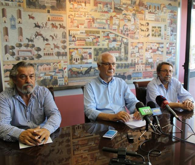 Ο Δήμος Λαρισαίων στέκεται στο πλευρό των συμβασιούχων - Κλειστό το Δημαρχείο την Παρασκευή