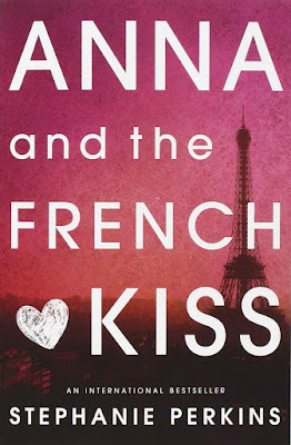 'Anna and the French Kiss': Girl Meets Boy in the City of Romance. Review of Stephanie Perkins popular YA contemporary. © Rissi JC