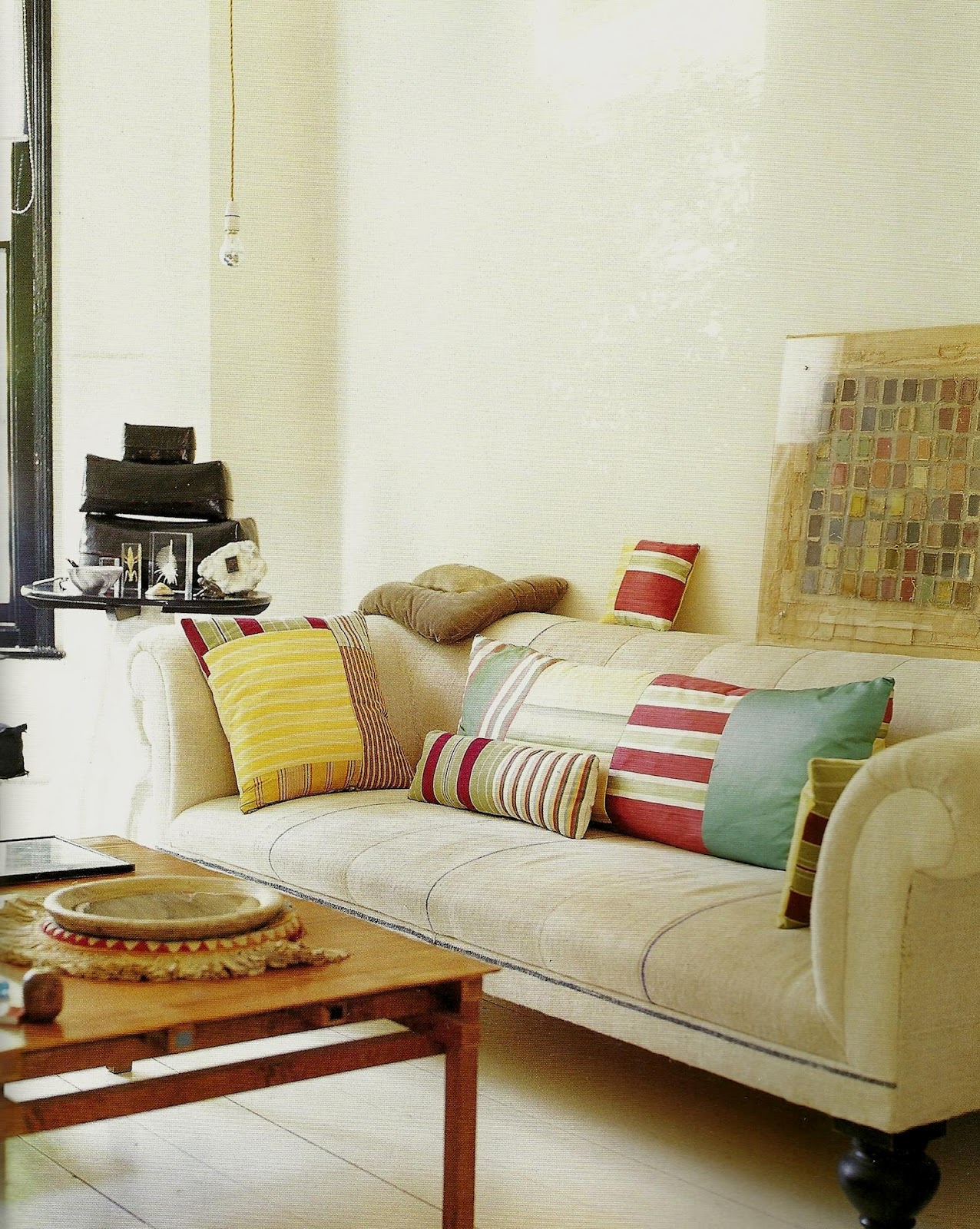she moves the furniture: Boho Chic