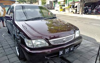 mobil Soluna xli tahun 2003