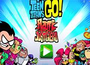 Azote Justiciero: Teen Titans Go!