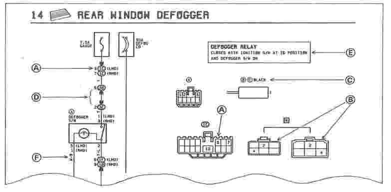 1987 Toyota Corolla Electrical Wiring Diagram  Wiring Diagram Service Manual PDF