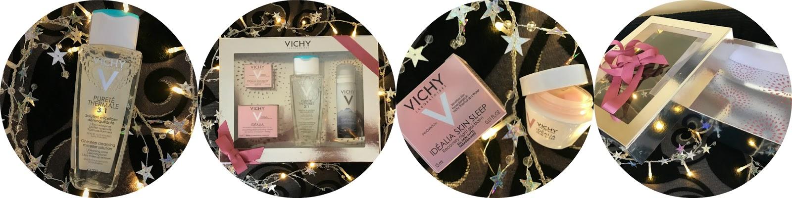 Vichy Idealia Christmas Giftset