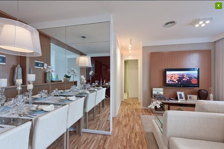 Super dicas para decorar pequenos ambientes vale muito a for Mobilia anos 40