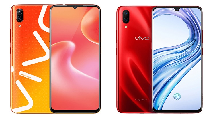Vivo X23 Now Official; Halo Display, 8GB RAM, and In-display Fingerprint Scanner