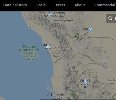موقع flightradar24