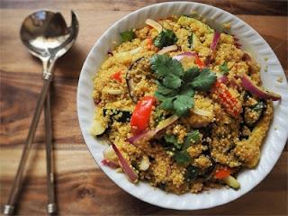 paella-quinoa