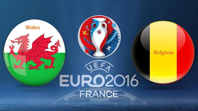 Live Skor Hasil Wales vs Belgia Piala Euro 2016