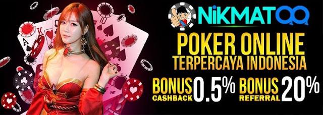 Situs Poker Online Terbaik Di Indonesia Nikmatqq