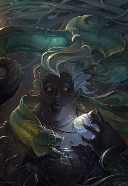 Fascinating Fanart: Ursula