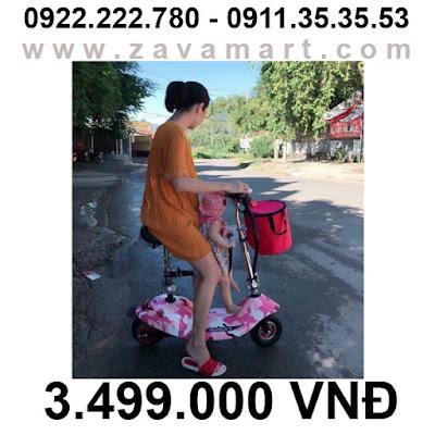Cách giúp xe điện mini Scooter của bạn luôn mới