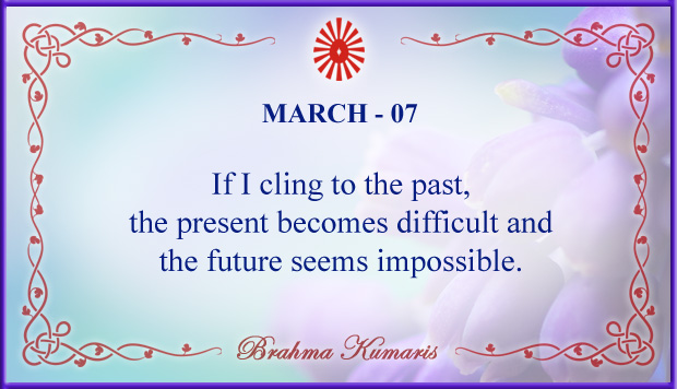 Thought For The Day March 7