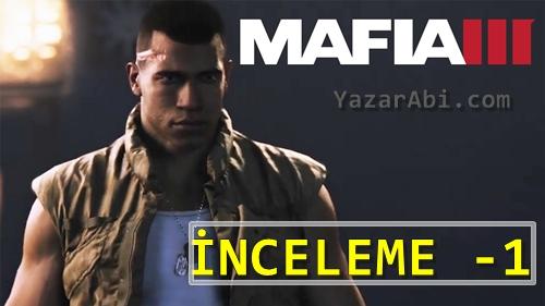 Mafia 3 inceleme