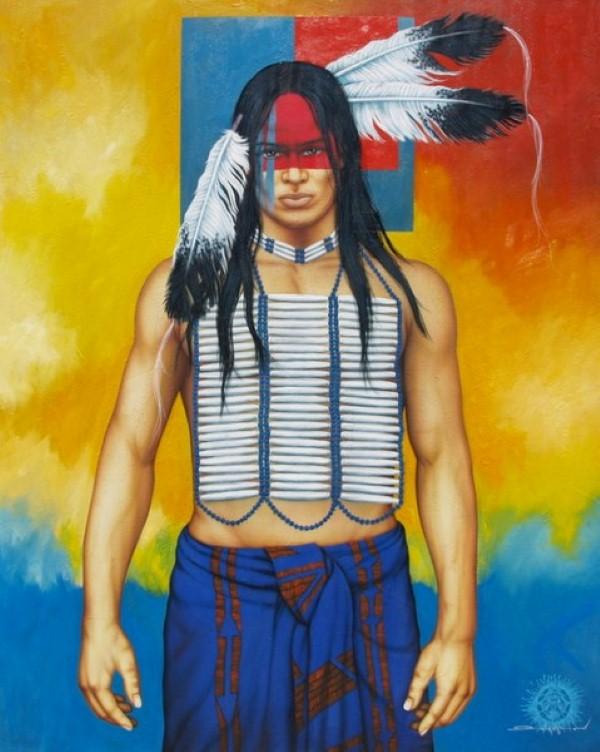 Victor Crisostomo. Современный южноамериканский художник 7