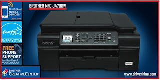 Brother MFC J470DW Driver for Mac