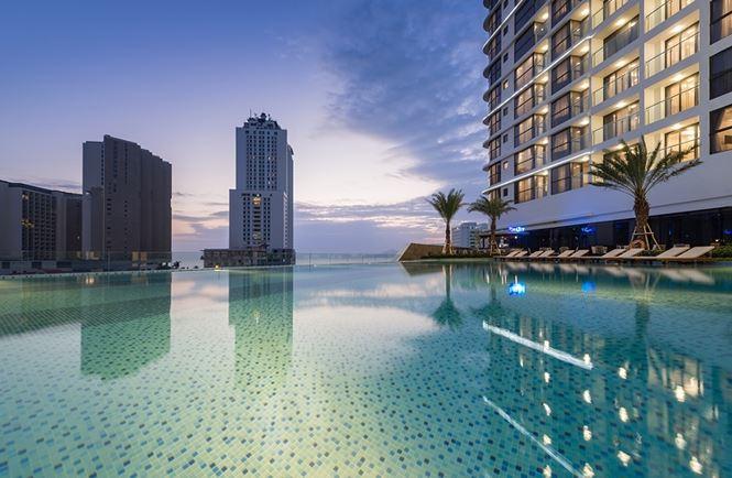 Các căn hộ tại Vinpearl Discovery Nha Trang Empire Condotel được hưởng tiện ích 5 sao