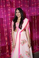 Adaa Sharma in White Pink Saree at Zee Telugu Apsara Awards 2017 23.JPG