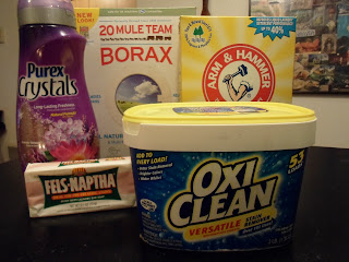 A Crafty Island Girl Green Clean Laundry Detergent Diy