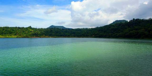 danau di indonesia