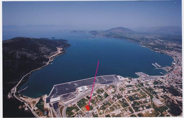 Πωλείται οικόπεδο στο νέο λιμάνι Ηγουμενίτσας σε τιμή ευκαιρίας