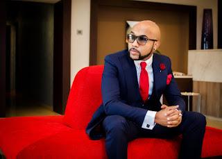Singer Banky W reacts to President Buhari's speech