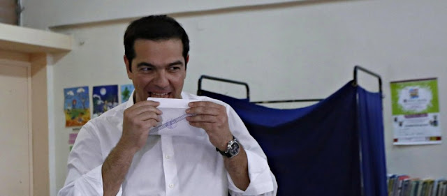 Στις εκλογές ο Τσίπρας θα μετρήσει και τον δείκτη ευφυΐας του λαού