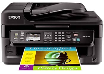 Epson WorkForce WF-2540 Driver Printer and Scanner Download