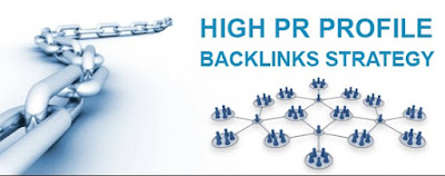 High PR back links