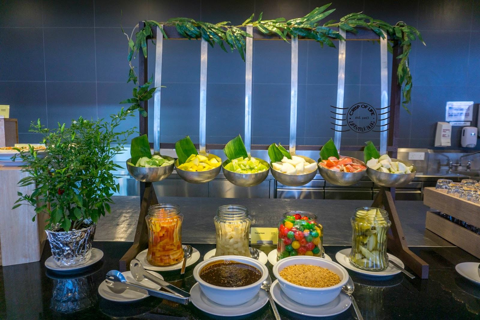 Ramadan buffet in Penang Four Points Sheraton