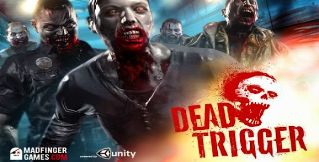 Download Game Android Dead Trigger APK+DATA Ultimate Money