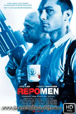 Repo Men [1080p] [Latino-Ingles] [MEGA]