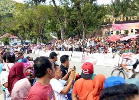 Gubernur Irwan Prayitno: TdS Media Promosi Wisata Sumbar