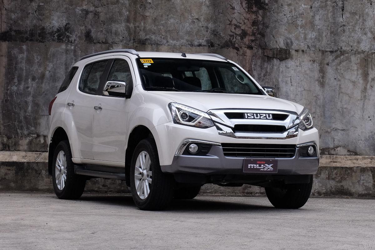 2020 Isuzu MU-X Review, Release And Price >> Review 2018 Isuzu Mu X 1 9 Rz4e 4x2 Ls A Philippine Car News Car