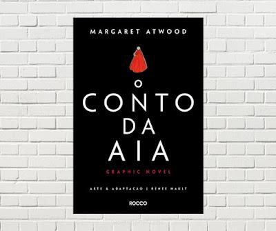 Resultado de imagem para Rocco lança graphic novel de 'O conto da Aia'