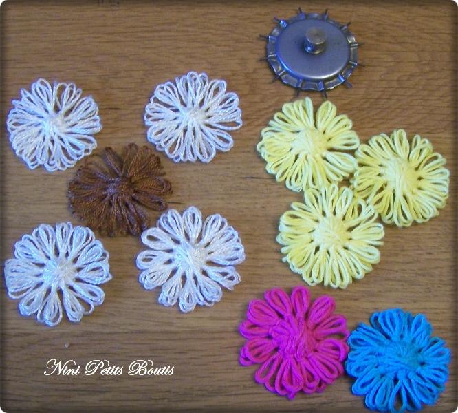 nini petits boutis: ancien appareil à fleurs