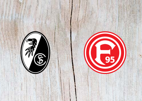 Freiburg vs Fortuna Dusseldorf  - Highlights 5 May 2019
